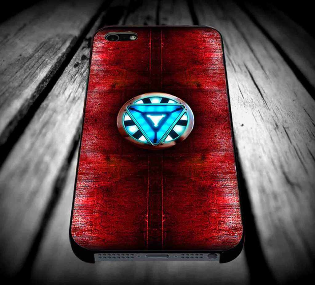 Arc Reactor iPhone 4/4s/5/5s/5c/6/6 Plus Case, Samsung Galaxy S3/S4/S5/Note 3/4 Case, iPod 4/5 Case, HtC One M7 M8 and Nexus Case **