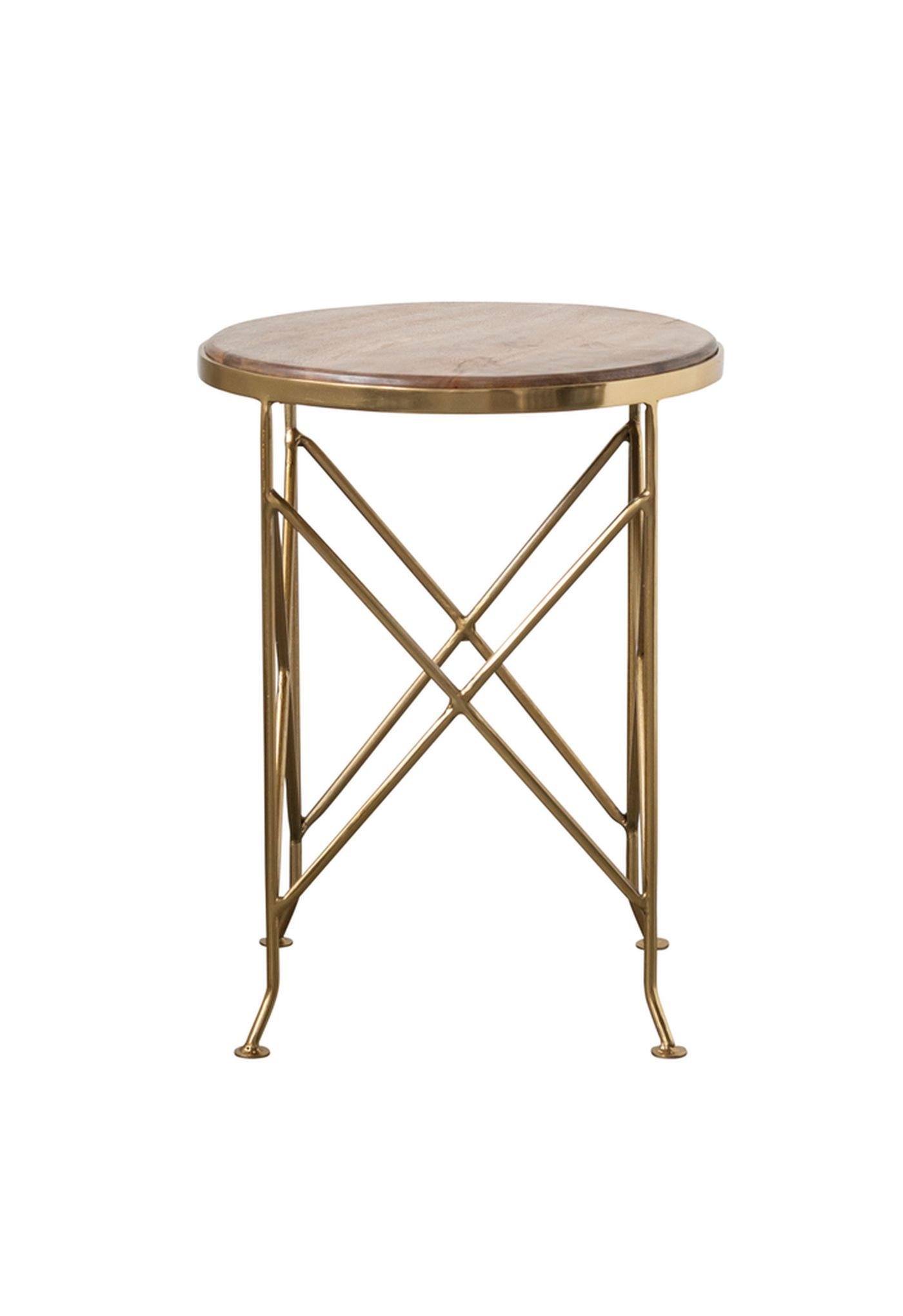 Credele Modern Metal Side Table In 2021 Table Decor Living Room Side Table Decor Side Table Decor Living Room