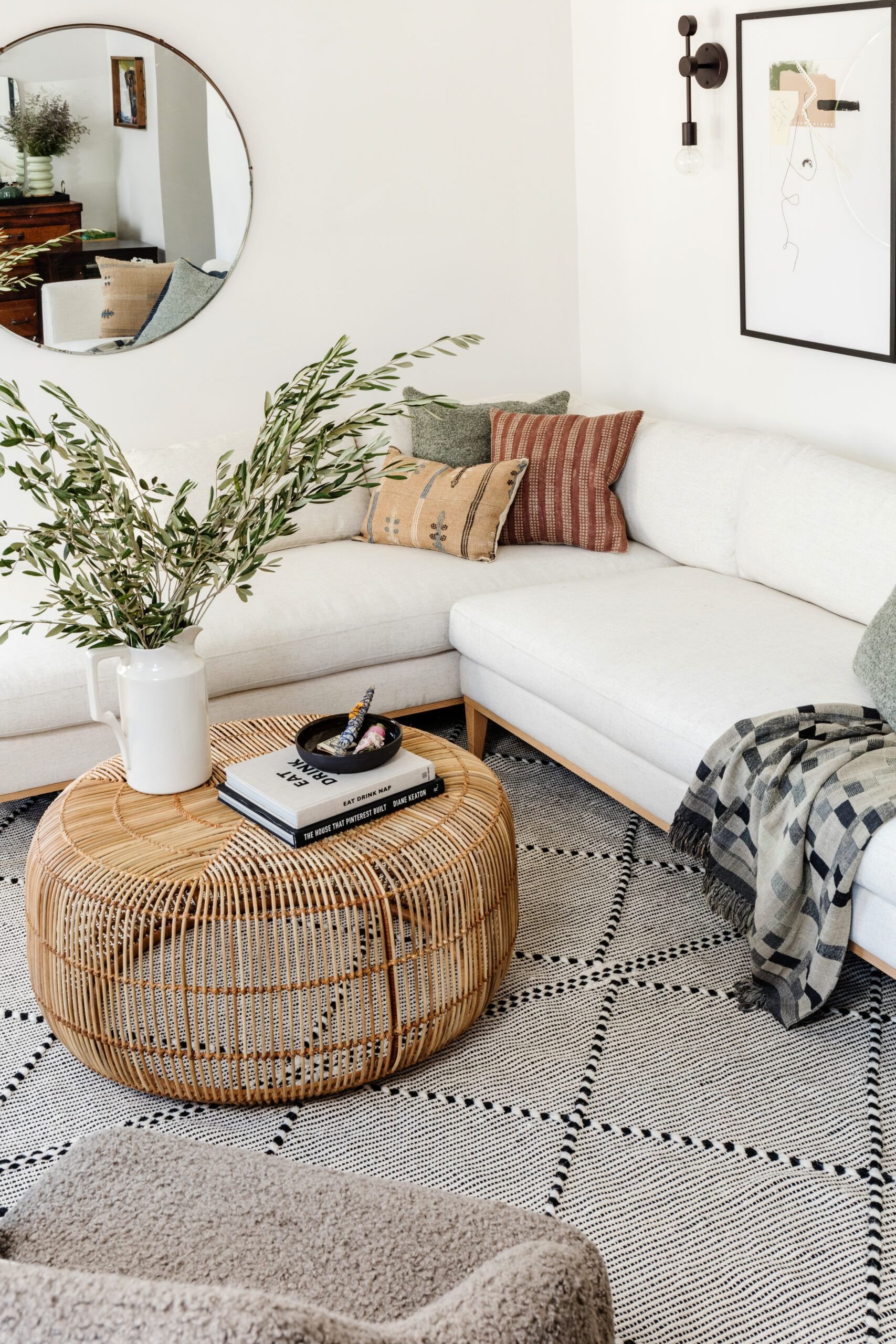 Photo of All Your Living Room Styling Questions Answered (Plus Some Furniture & Decor Reviews) – Emily Hender