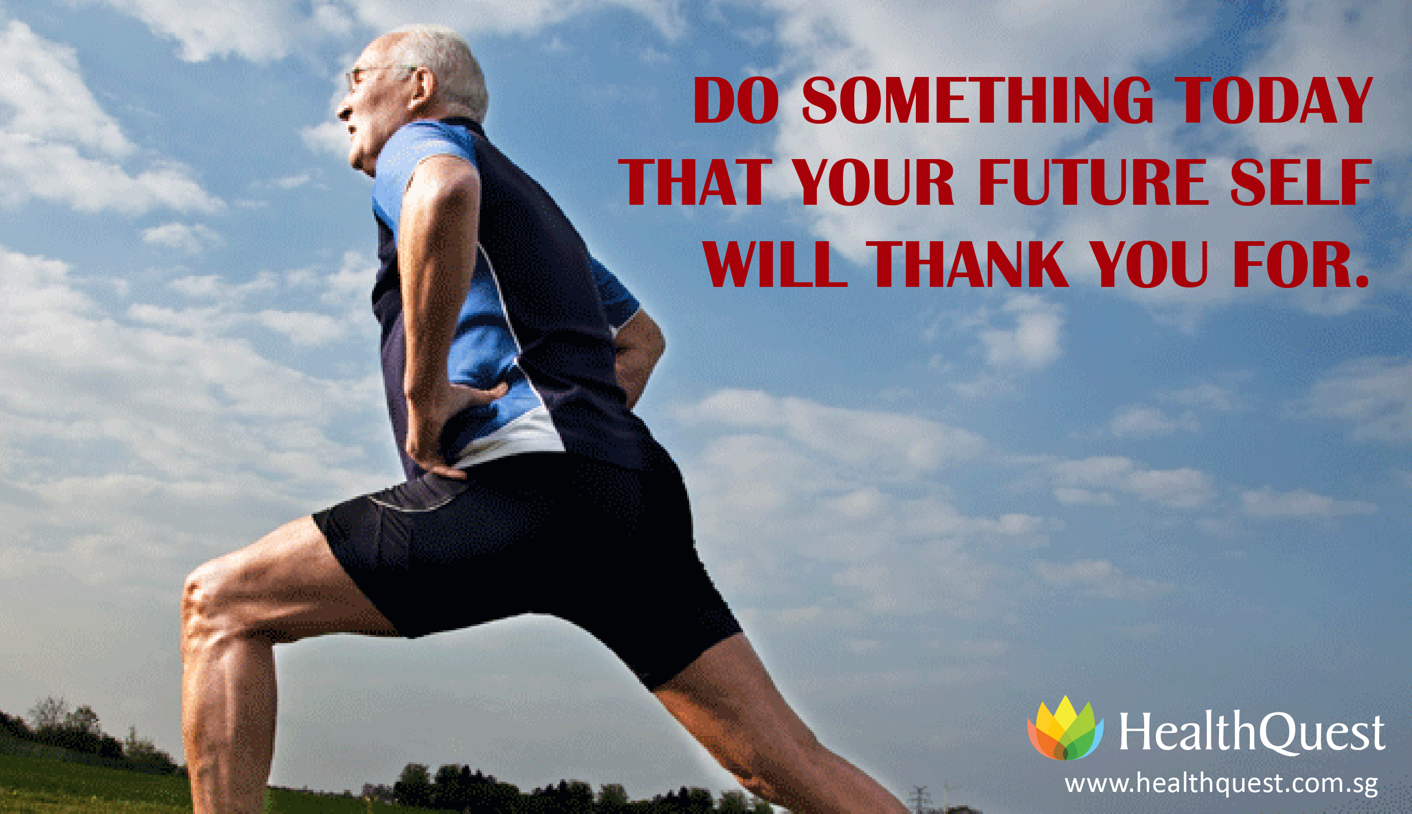 Don't end your day today without doing at least 1 productive thing. Going for a walk, 10 minutes of meditation or yoga or even just doing something you normally dont, like cooking yourself a nice wholesome dinner. It can be a fun way to add more meaning to your days. Love, from all of us here at HealthQuest!