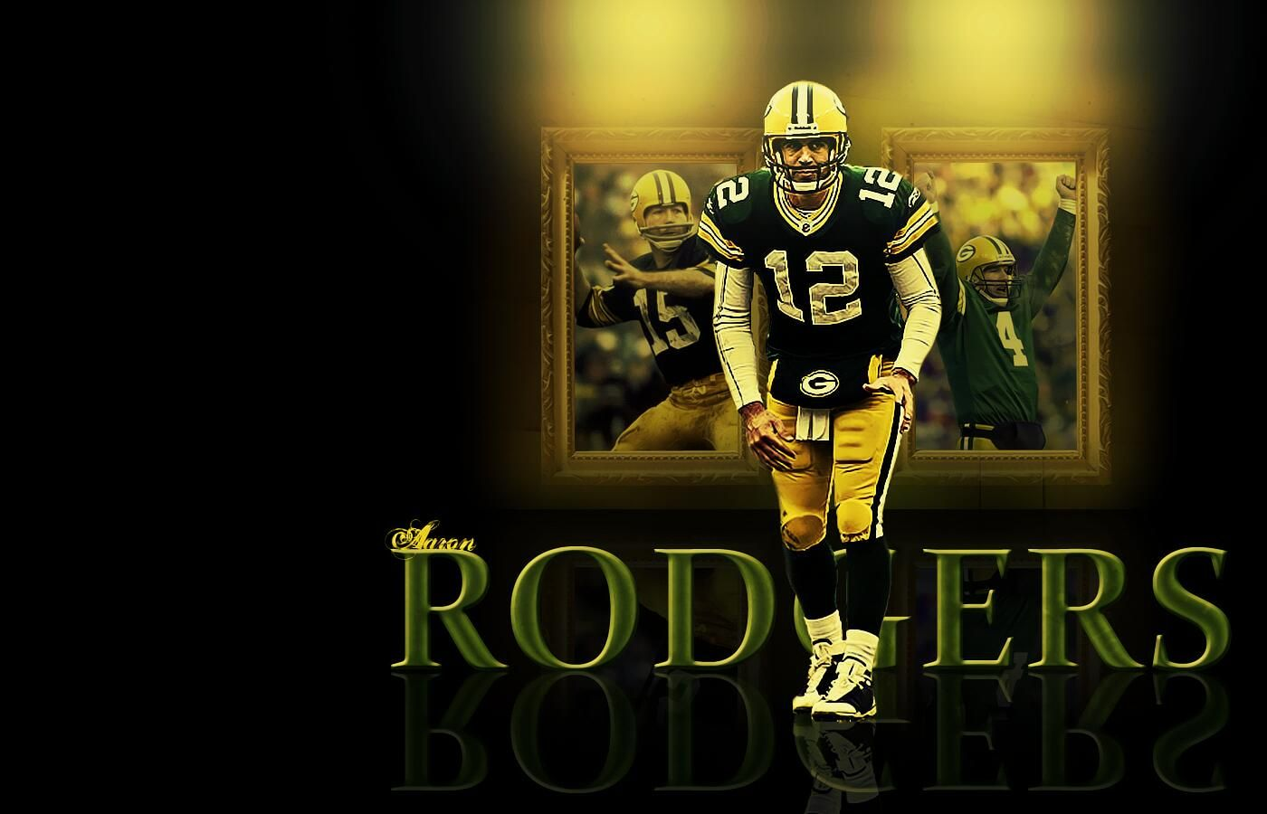 Aaron Rodgers Green Bay Packers Aaron Rodgers Green Bay Packers Nfl Green Bay