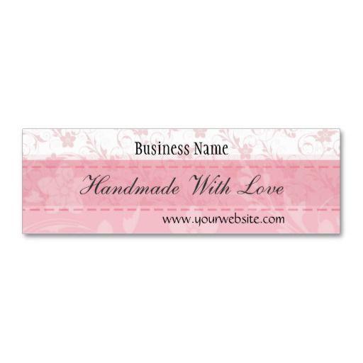 Handmade crafts fashion tag business cards craft artist business handmade crafts fashion tag business cards colourmoves
