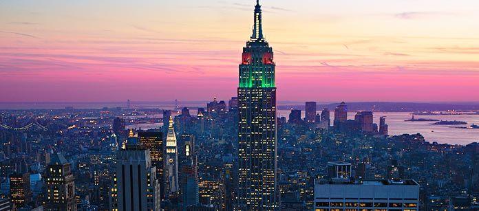 boka resa till new york
