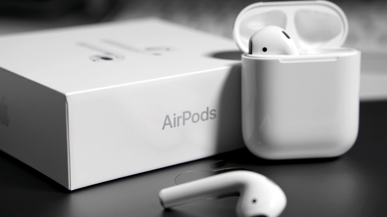 Airpods Unboxing And Review Apple Airpods 2 Apple Products Apple