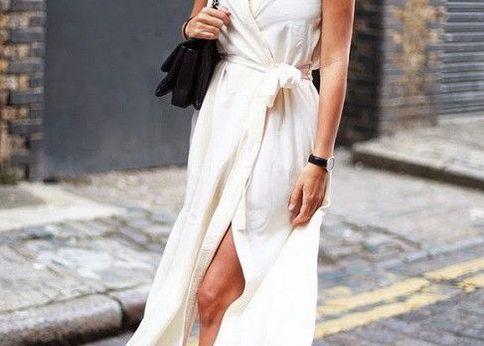 いい女スタイルならリネンがマスト!涼を感じる夏のおしゃれ