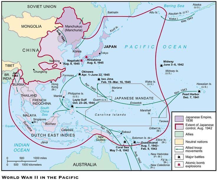 world war 2 maps - Google Search | World War II maps | Pinterest ...
