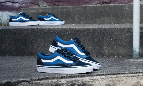 dcd4cc8a7ad Alexander Lee Chang Adds Velcro Straps to Vans Old Skool