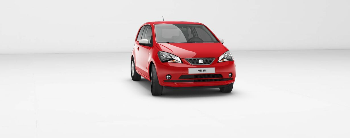 SEAT Mii Reference offre janvier 2017