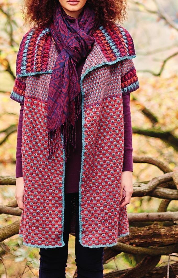 Rowan Designer Collection by Lisa Richardson | Tejido