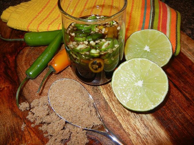 Prik Nam Pla – A Thai Condiment