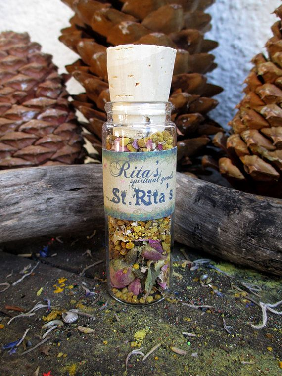 Rita's Saint Rita's Hoodoo Herbal Blend  by RitaSpiritualGoods