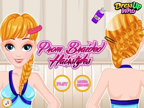 Hairstyles Games Prom Braided Hairstyles Game  Hairstyles Ideas For Me  Pinterest