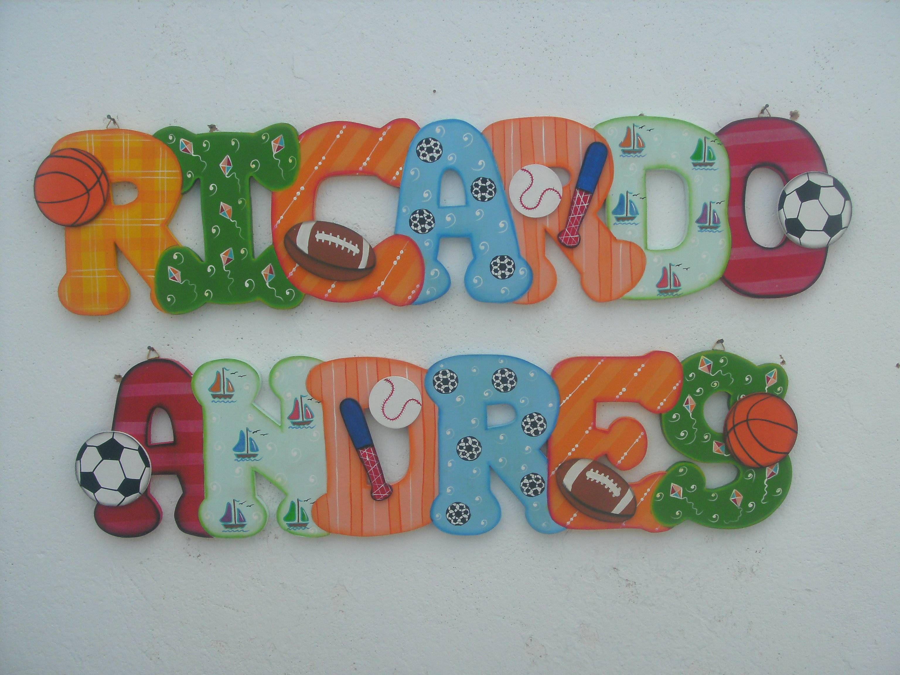 Letras para decoracion baby shower buscar con google - Letras de decoracion ...