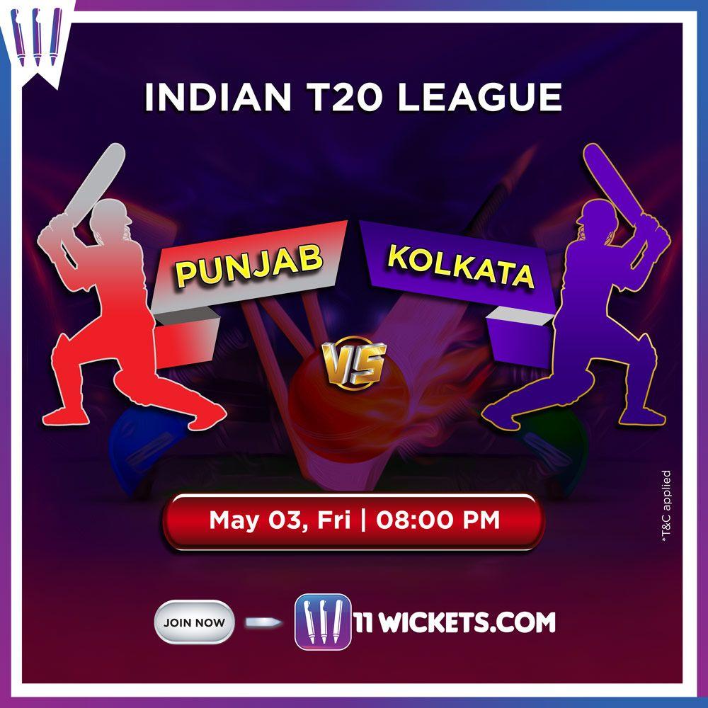 T20 League 3rd May 2019 Fantasy league, Fantasy battle