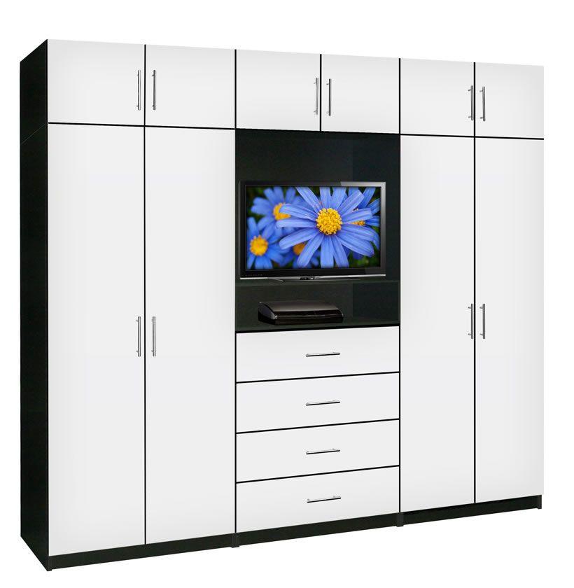 Aventa Wardrobe Tv Cabinet X Tall