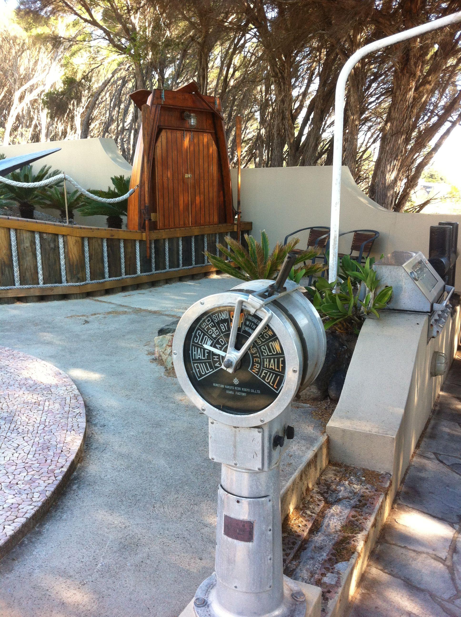 Maritime Decor: Notably Nautical Garden Decor!