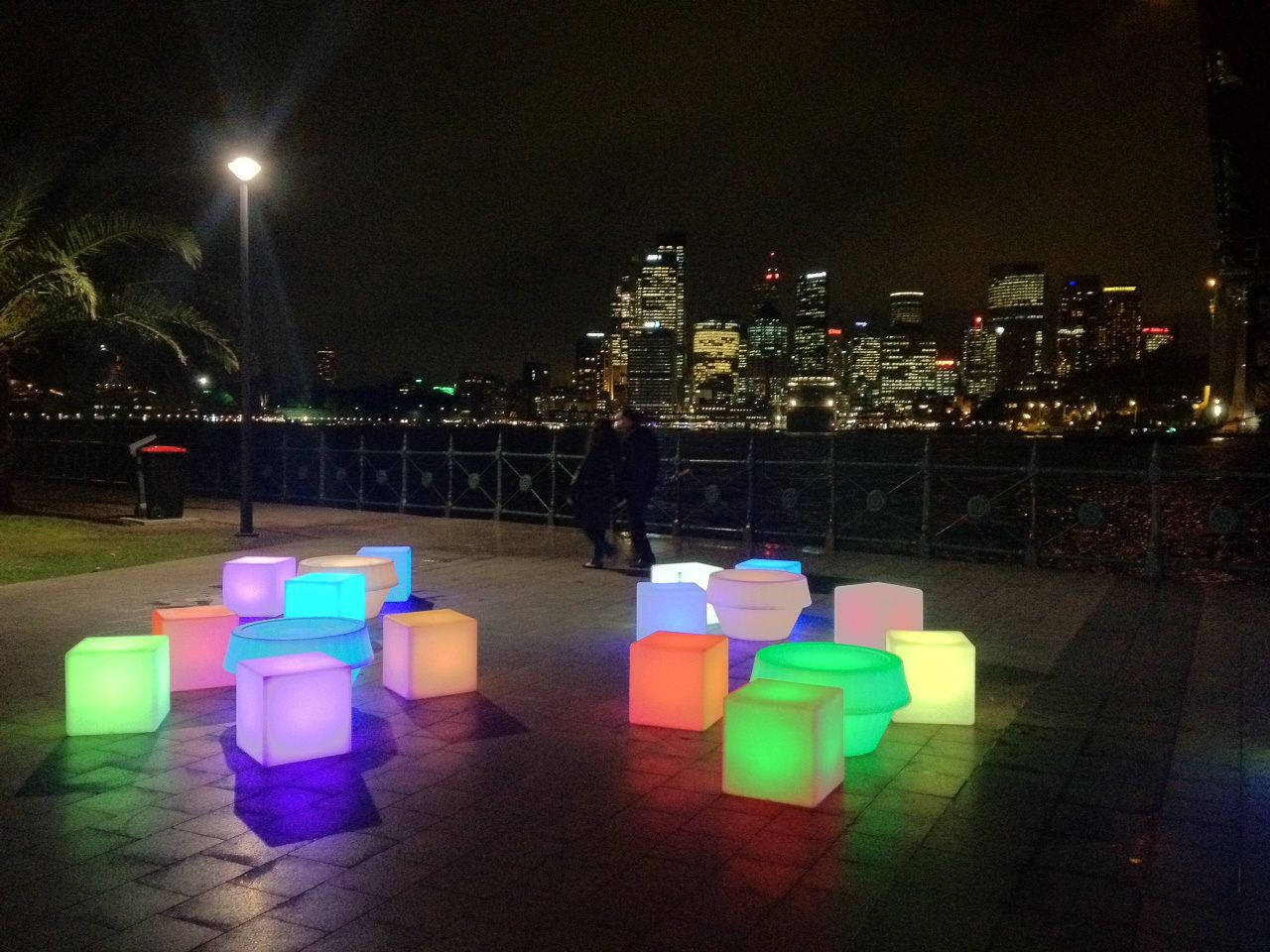 Glow Furniture Hire Bars And Illuminated Products For