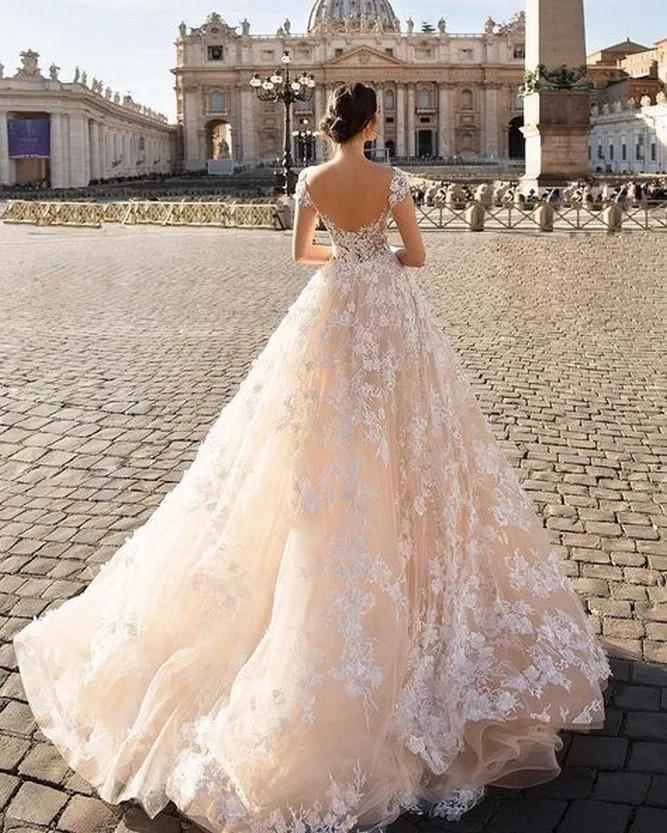 28+ Elegante Off-the-Shoulder Brautkleider ~ – Mode Schmuck Trends