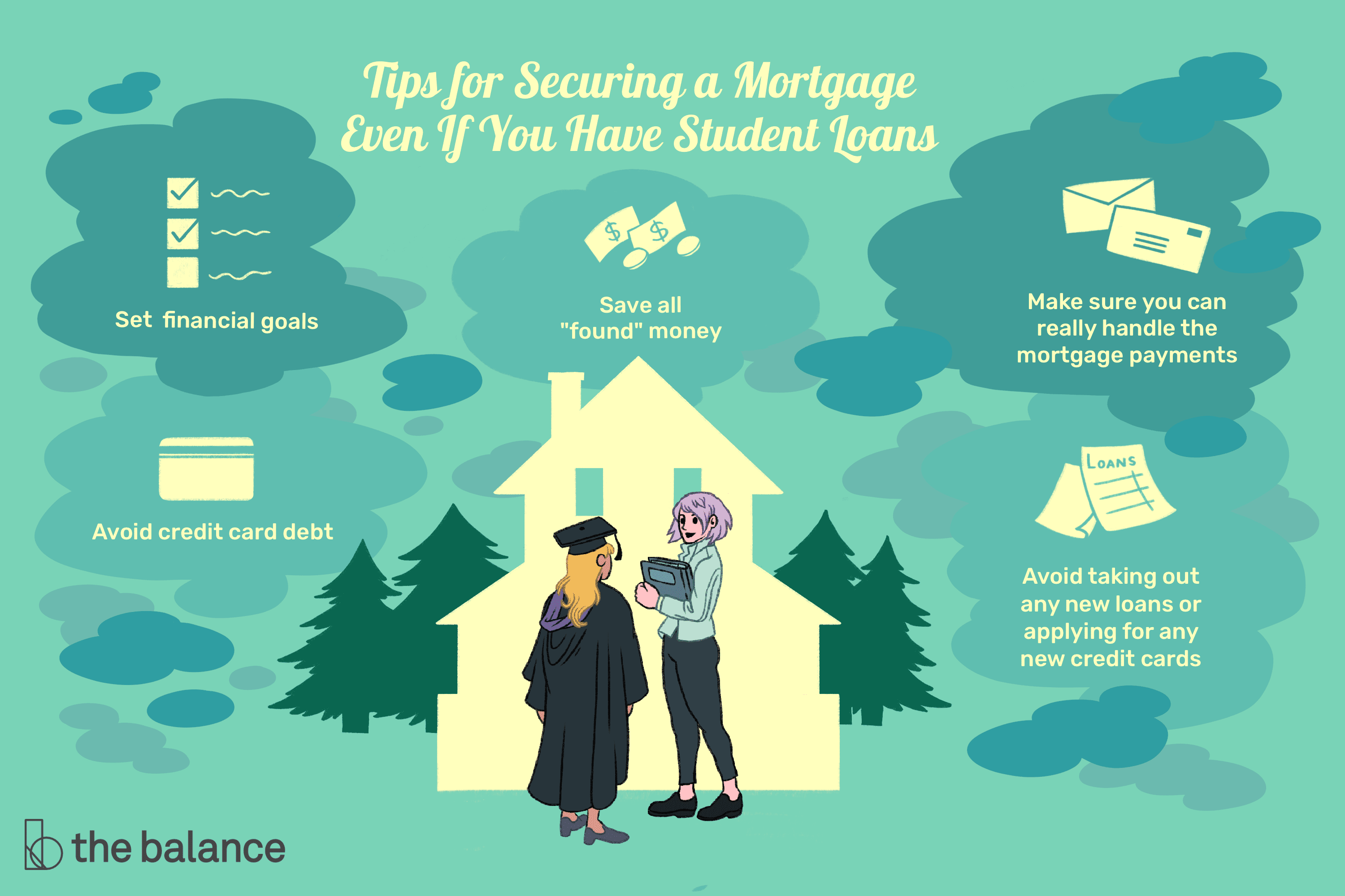 10 Strategies to Get a Mortgage, Even If You Have Student