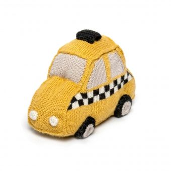 Oeuf Nyc Room New Taxi Doudou YorkBoy's TaxiEnfant Et nw0OPk