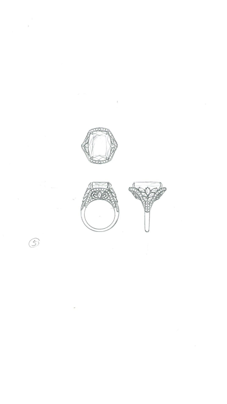 Pin by yukiru on how to draw | Jewellery sketches, Jewelry ...