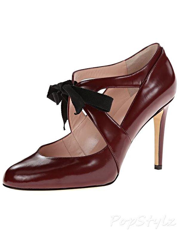 Kate Spade Aiko Italian Leather Dress Pump