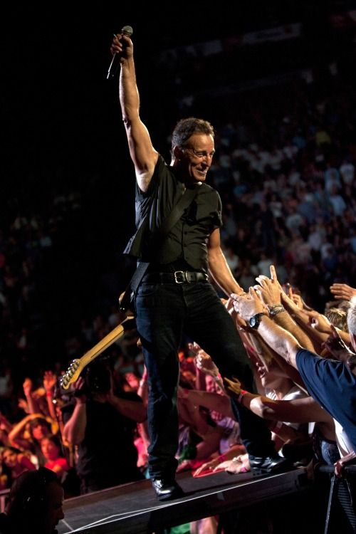 Bruce Springsteen's Crotch #brucespringsteen