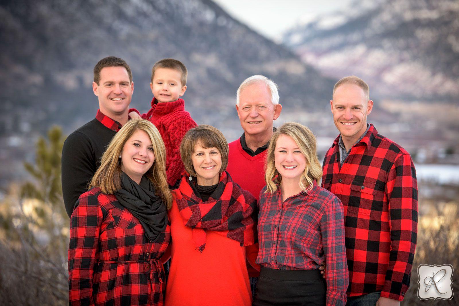 Mangus Family Portraits in Durango | Pinterest | Red flannel ...