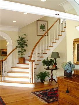 Best Low Country Lifestyle Cased Doorway Stairs Hard Wood 640 x 480