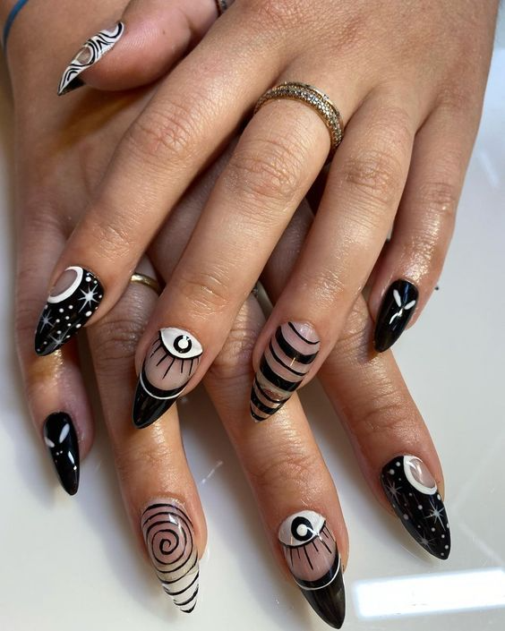 35 Must-Try Fall Nails Inspiration - Kayla Everett