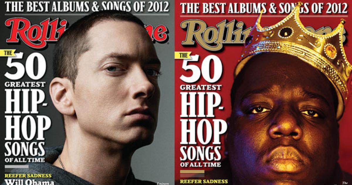 Rolling Stone unveils top 50 hip-hop songs of all time
