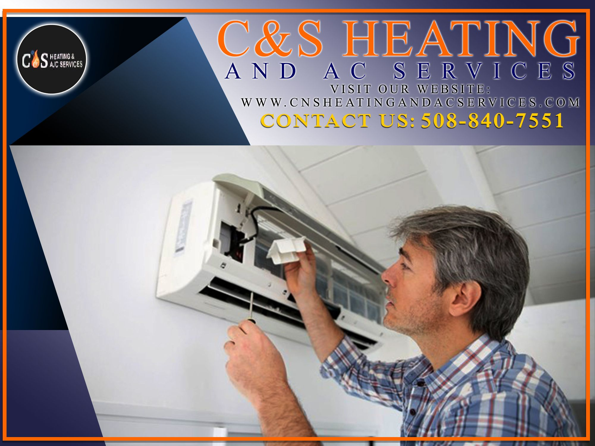 C&S Heating and AC Services is a fully licensed and