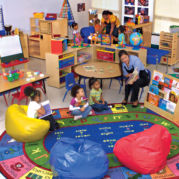 A room for toddlers my classroom pinterest infant toddler classroom toddler classroom - Daycare room setup ideas ...