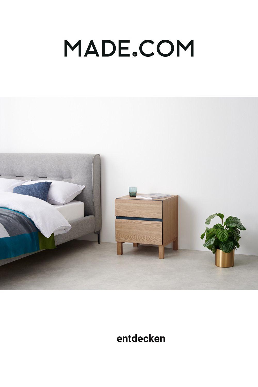 Made Nachttisch Blau In 2020 Home Decor Furniture Decor