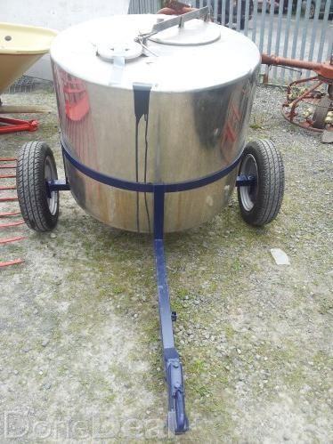 I Like This Milk Tank Goat Barn Milk Fire Engine