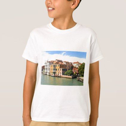 #Grand Canal Venice Italy T-Shirt - #travel #clothing
