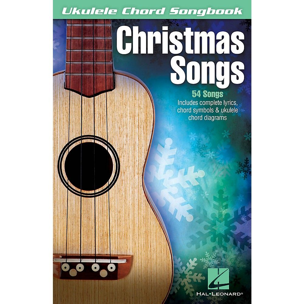 Hal leonard christmas songs ukulele chord songbook products hal leonard christmas songs ukulele chord songbook hexwebz Images