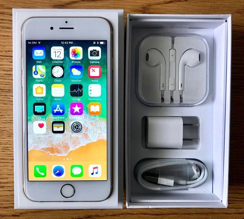 Apple iphone 6s 16gb gold sprint a1688 cdma gsm