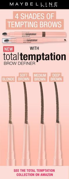 Total temptation maybelline cejas