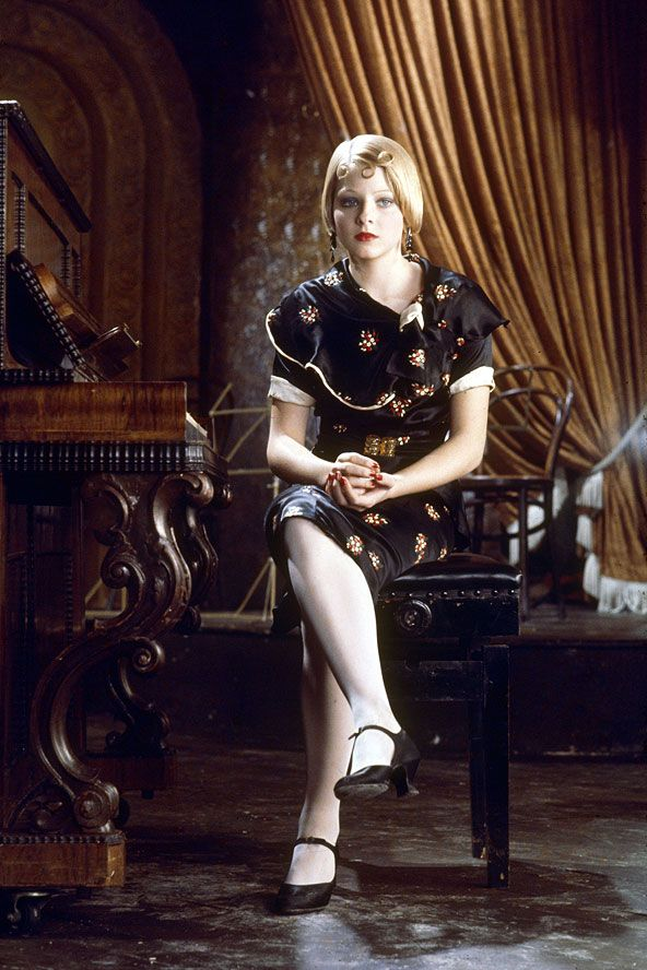 Jodie Foster as Tallulah in Bugsy Malone