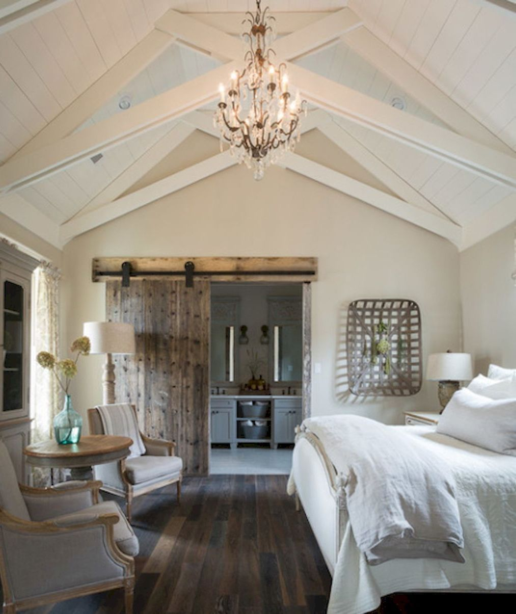15 Awesome Rustic Farmhouse Bedroom Decor Ideas
