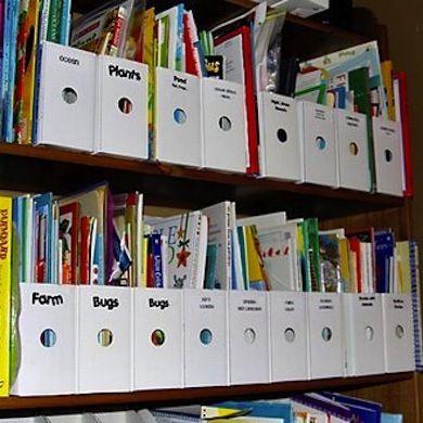 17 Brilliant Ways To Organize With Magazine Holders Diy Magazine Holder Magazine Holders Diy Magazine