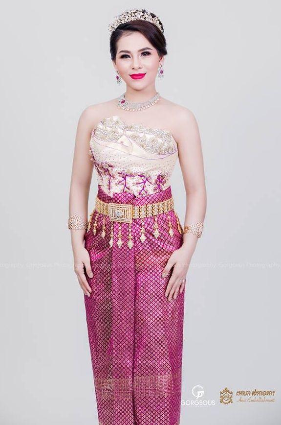 khmer wedding costume | Southeast Asian Wedding/tradition ...