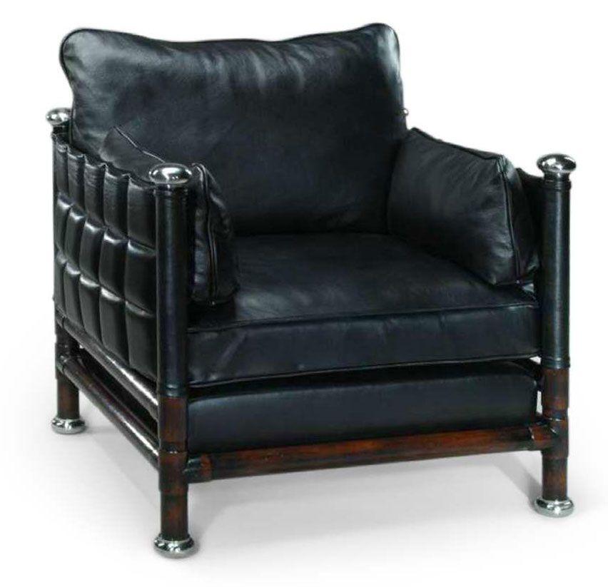 Art Deco Furniture Reproductions   Art Deco style club chair - Art Deco Furniture Reproductions Art Deco Style Club Chair Art