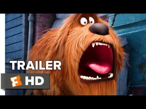 Http Www Youtube Com Watch V Ypuwccyknk Comedy Hd Secret Life Of Pets Pet Trailer