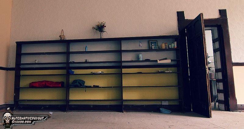 shelf   vThe strangest splore we've been to yet, partly occu…   Flickr