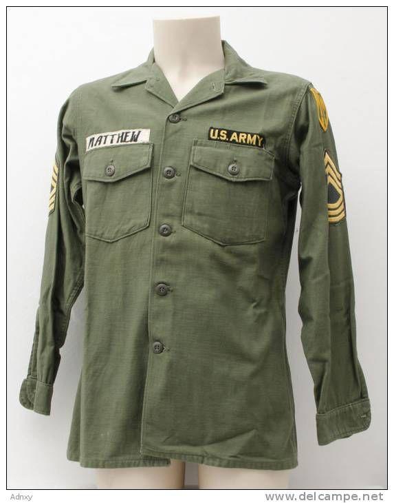 b15bd1f65bb US Army uniform--Vietnam War