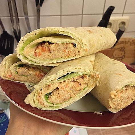 Photo of Tuna Wrap by muttimami   Chef