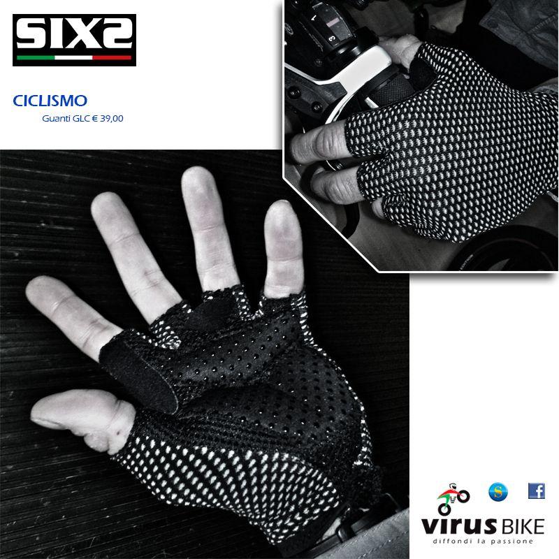 SIXS - guanti ciclo disponibili presso VIRUS BIKE SALERNO virusbike@libero.it