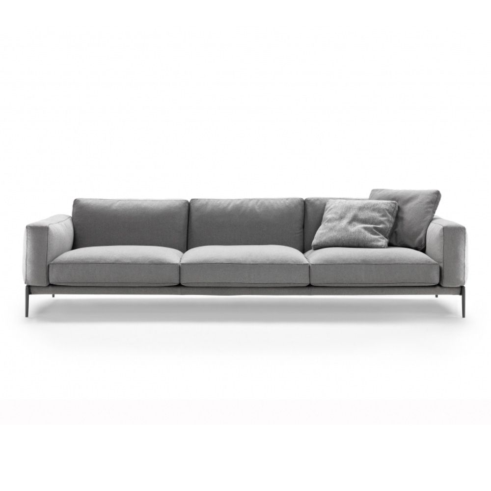 Romeo Compact Sofa By Flexform In 2020 Sofa Compact Sofas Flexform
